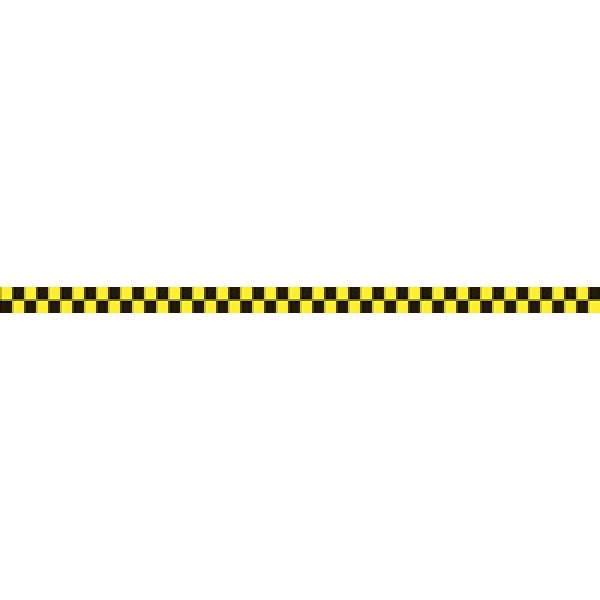 Такси , комплект 8 полос , полоски (4х100)