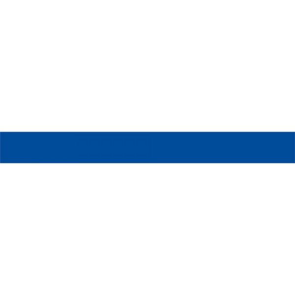 Цветная полоса , синий фон (16x220)