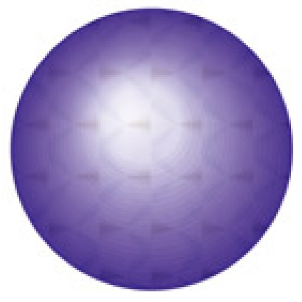 Кружок Ø 1.6 , 15 шт , голография , силикон (фиолетовый)