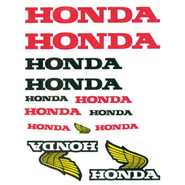Honda (разм. 25х35)