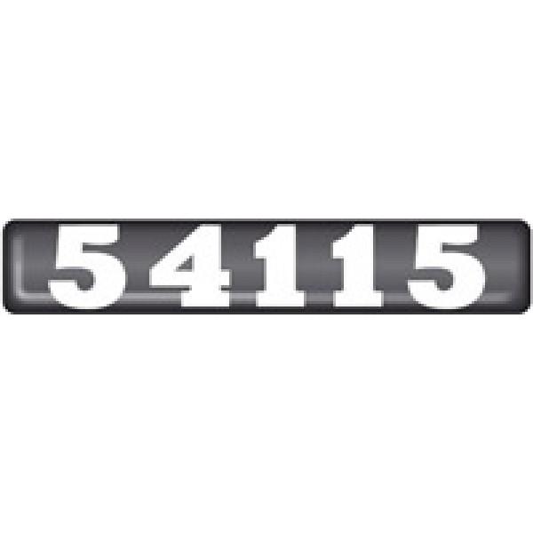 Модификация 54115 (4х25) силикон