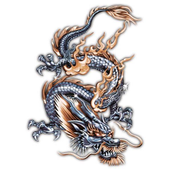 Дракон китайский (35х50) компл.