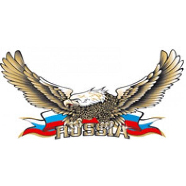 Орел № 18 , золото (13х25) упак. 10 шт