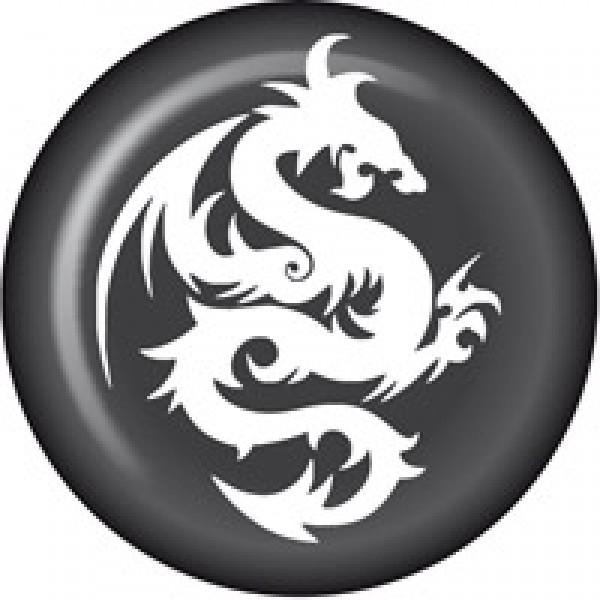Дракон ⌀ 6см (комплект на диски)