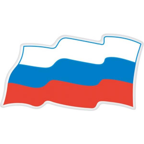 Rus-флаг (5х9.5) силикон, комплект