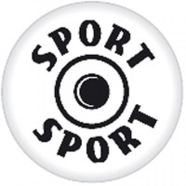Кружок Sport , 24 шт , Ø 1.2 см , силикон