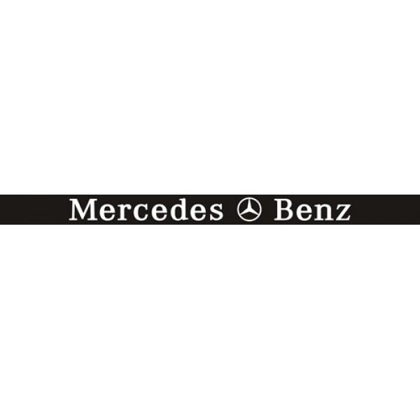 Mercedes , черный фон (16x220)