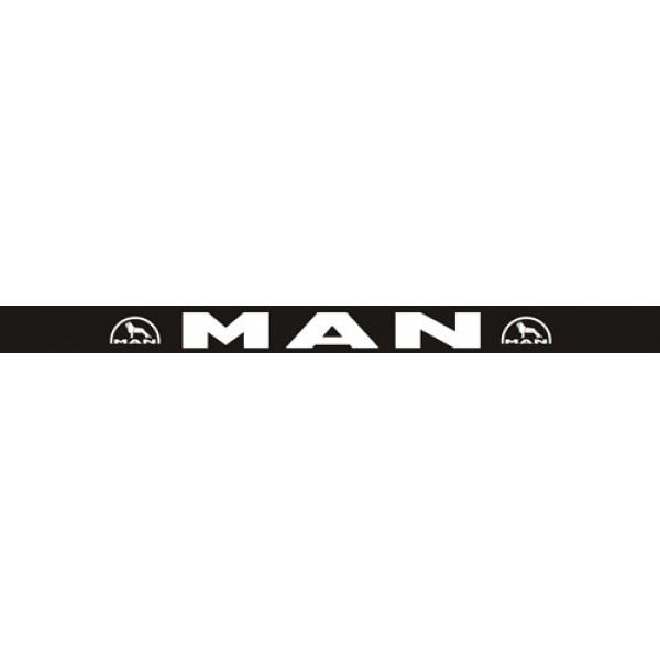Man , черный фон (16x220)
