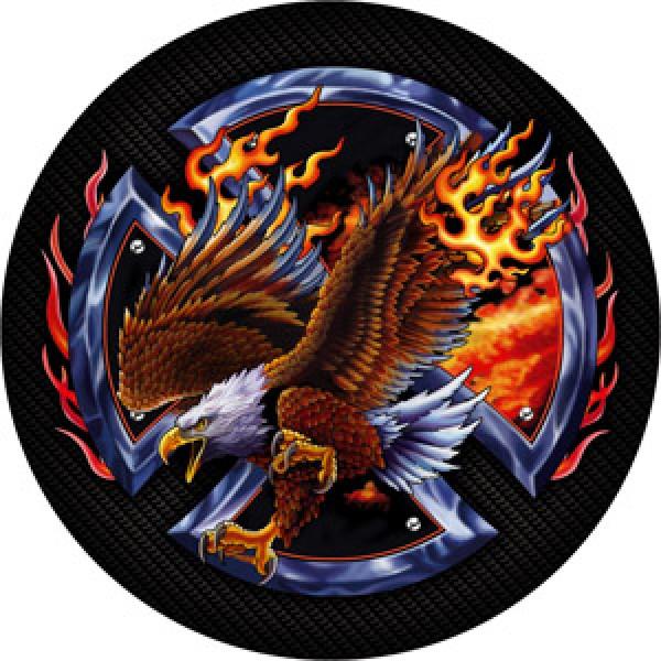 Орел (огненный) Ø56 см (на запаску)