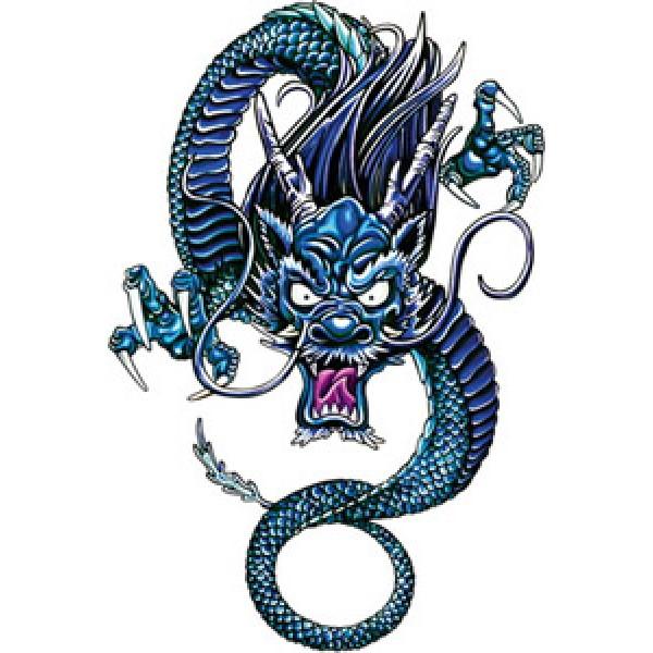 Дракон китайский 32х48