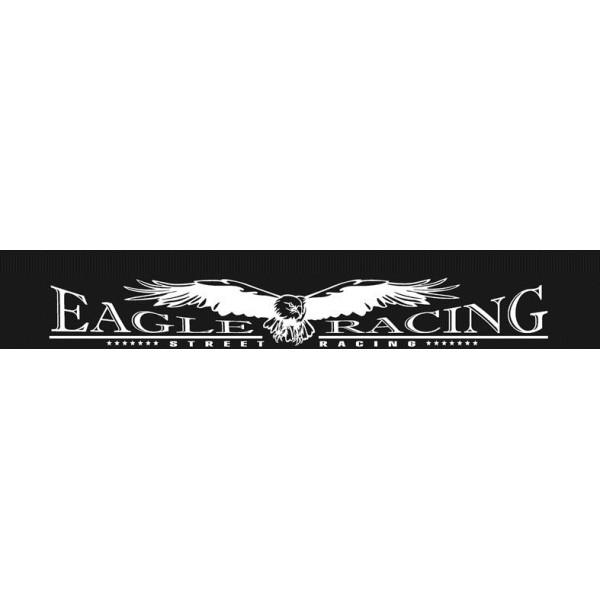 Eagle racing черный фон (16.5х130)