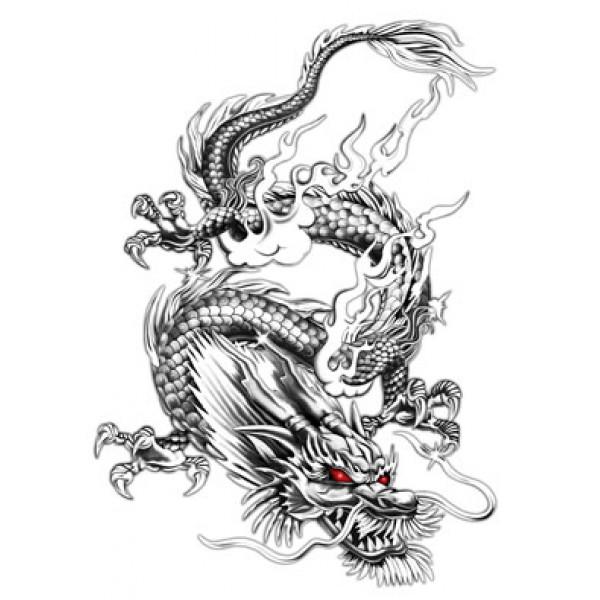 Дракон (35х50) комплект