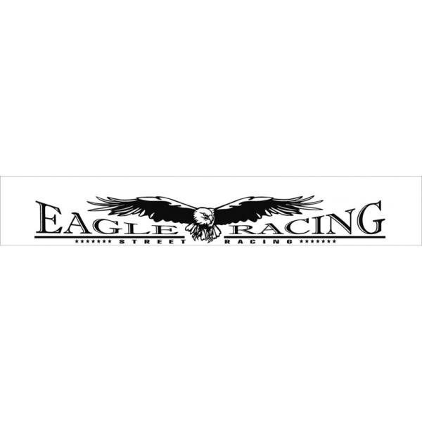 Eagle racing белый фон (16.5х130)