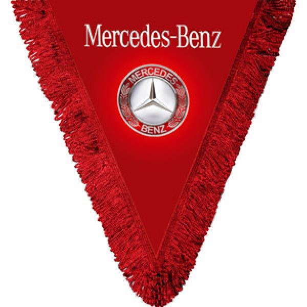 Mercedes(красный)