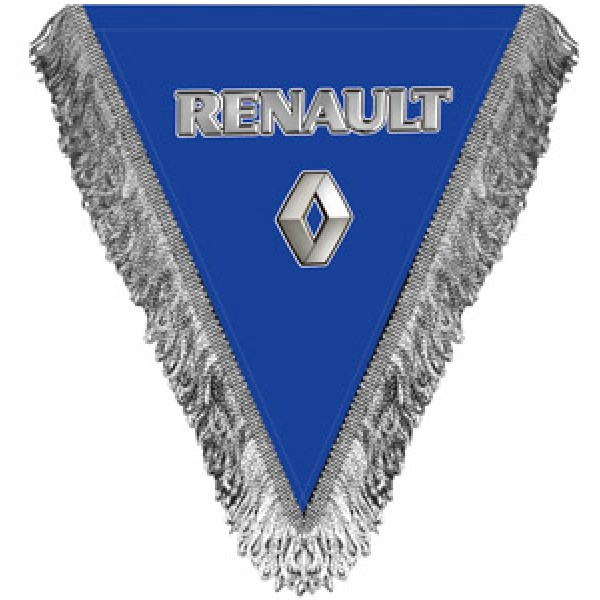 Renault (синий)