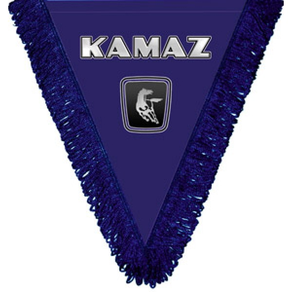 Камаз(синий)