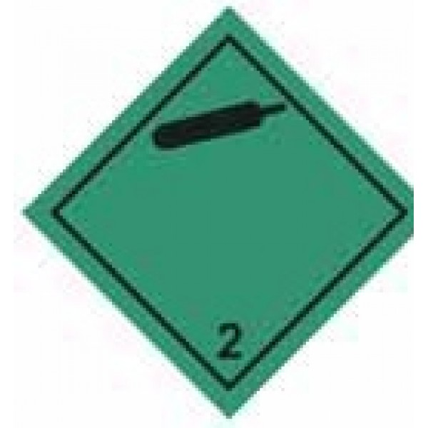 Невоспламеняющиеся нетоксичные газы (25х25)