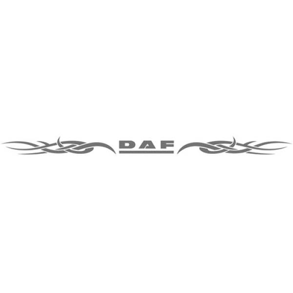 Daf (внутренние, серебро)13,5х220