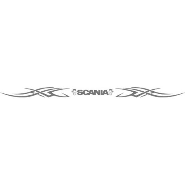 Scania (внутренние, серебро)13,5х220