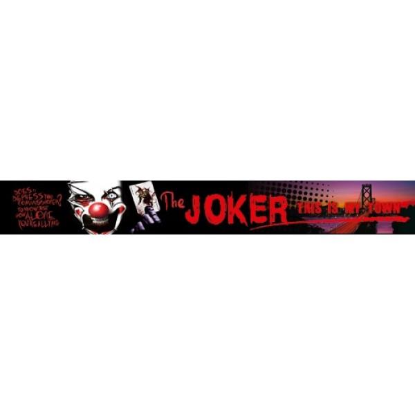 Joker (16.5х130)