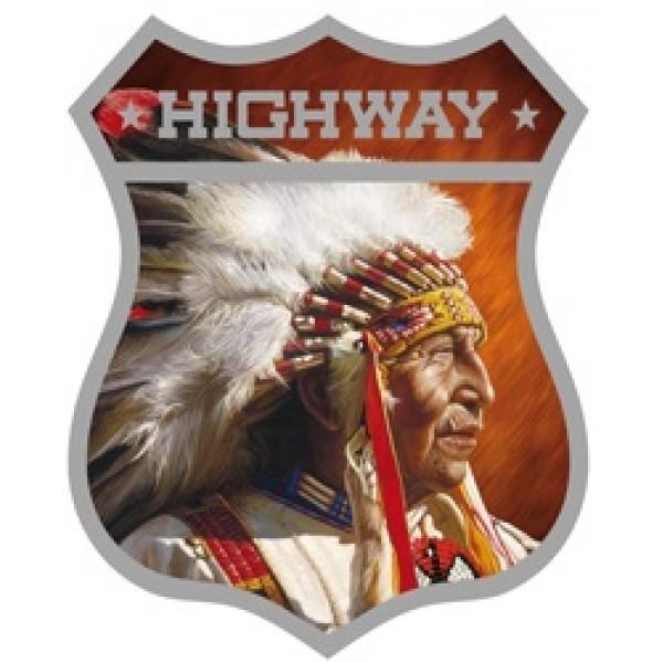 Highway № 2 (32х40)