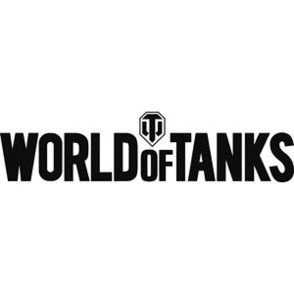 WORLD of TANKS , черный (8х30)
