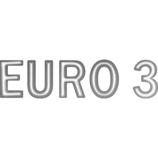 Euro 3 (4.5х15.5) силикон