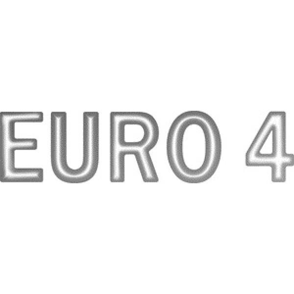 Euro 4 (4.5x15.5) силикон