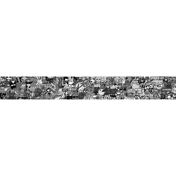 JDM (ч/б) (16.5х130)