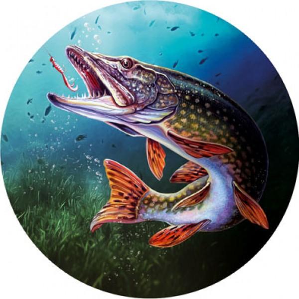 За рулем рыбак № 2 Ø56 см (на запаску)