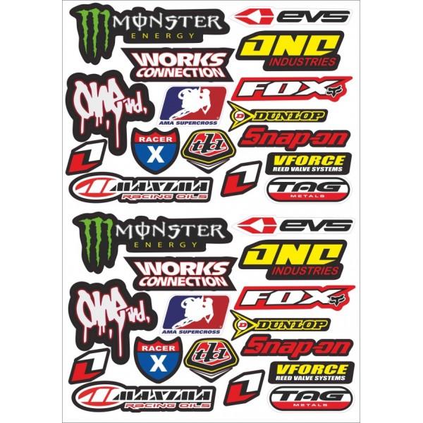 """""""MAXIMA racing"""" (25х35 см)"""