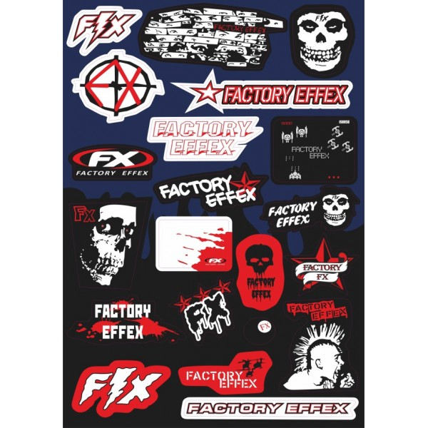 """FACTORY EFFEX"" (25х35 см)"