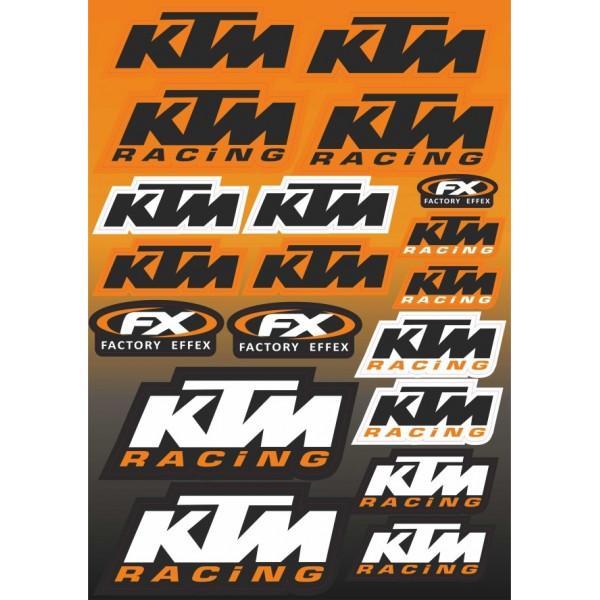 """KTM racing"" (25х35 см)"