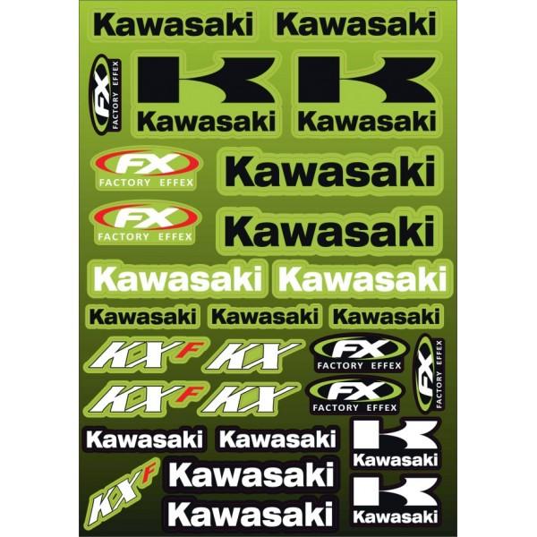 """""""Kawasaki FX"""" (25х35 см)"""