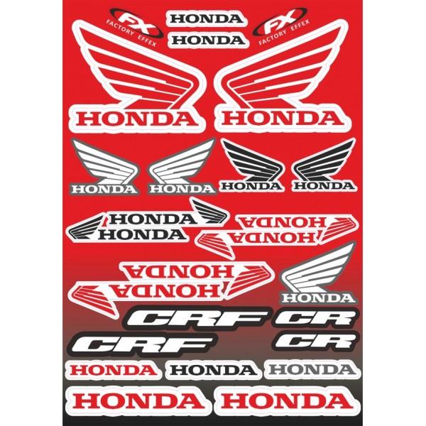 """Honda FX"" (25х35 см)"