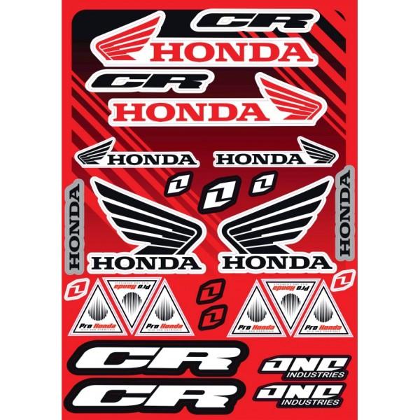 """""""HONDA"""" (25х35 см)"""