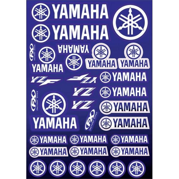 """YAMAHA"" (25х35 см)"