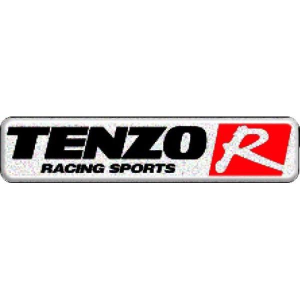"объемная  эмблема "" TENZOR "" (2,5х11,2 см)"