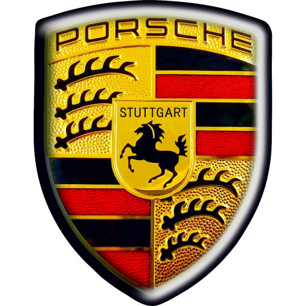Porsche (7x9,5) объемная