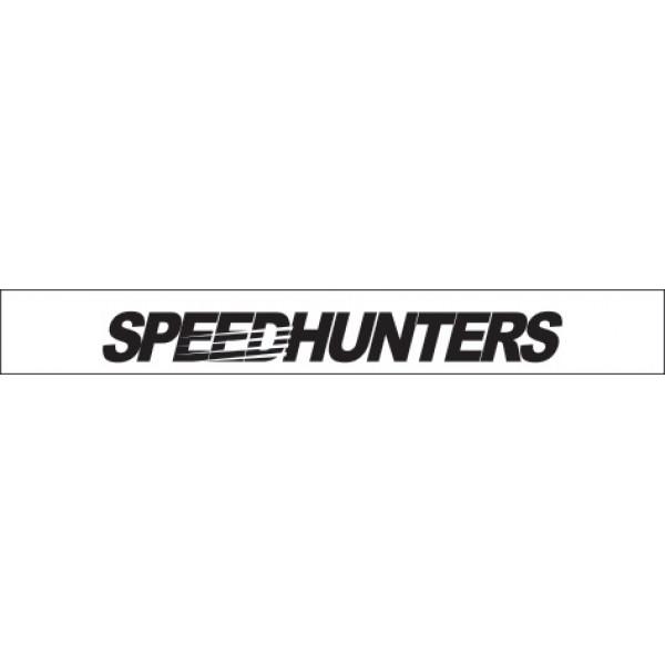Speedhunters: белый фон (16.5х130)
