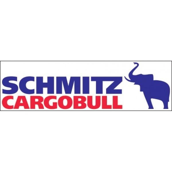 """SCHMITZ CARGOBULL"" (17x50 см)"