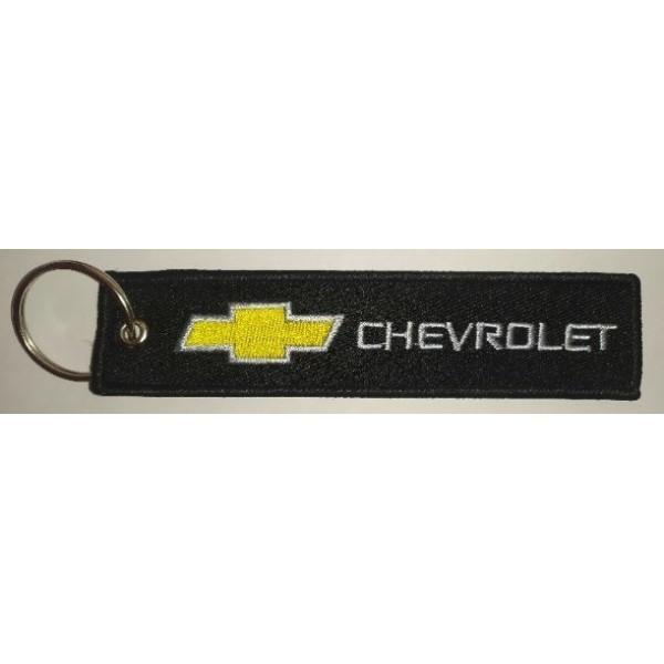 Брелок (3x13см) - Chevrolet