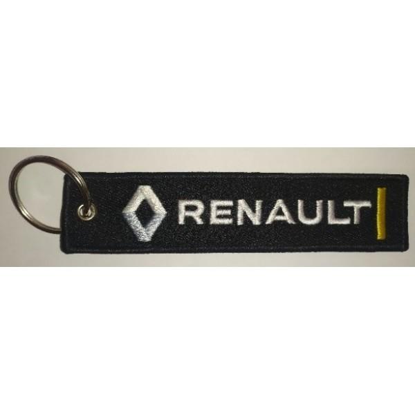 Брелок (3x13см) - Renault