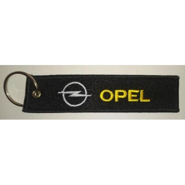 Брелок (3x13см) - Opel