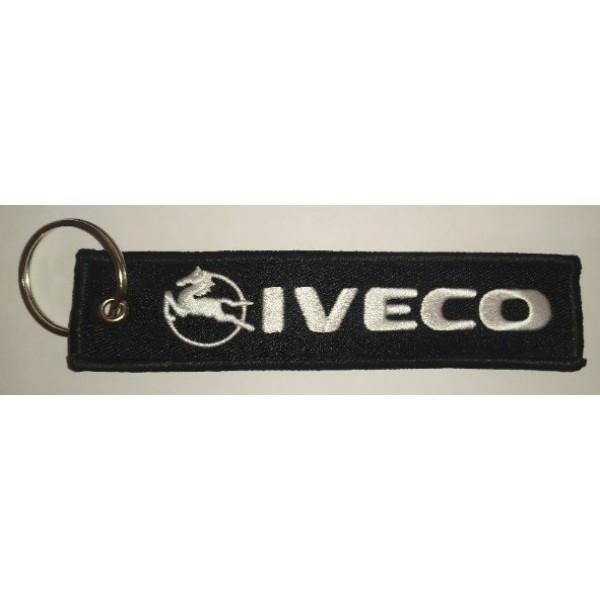Брелок (3x13см) - Iveco