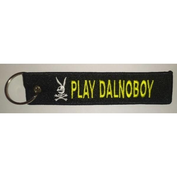 Брелок (3x13см) - Play Dalnoboy