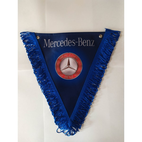 Mercedes (синий)