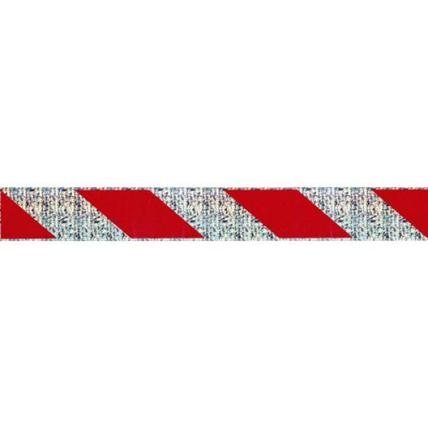 Отражатель-зебра , стекло , золото (5х38) комплект