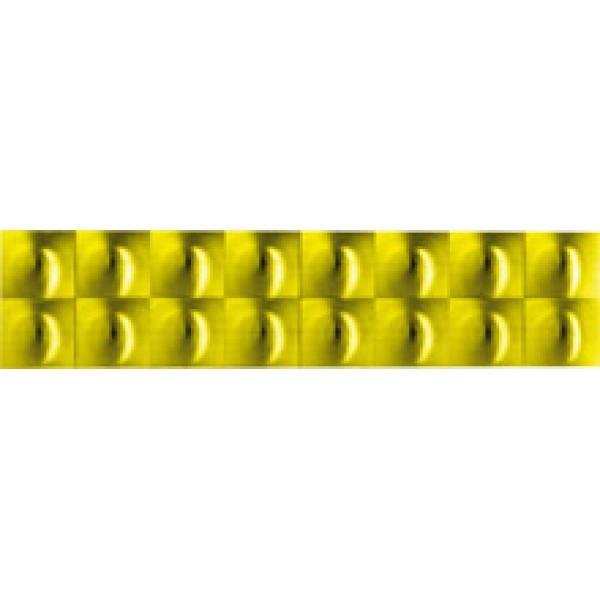 Отражатель-полоска , линза , золото (7х60) комплект