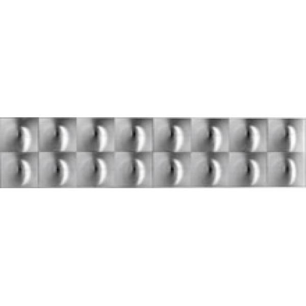 Отражатель-полоски линза , серебро (7х30) комплект